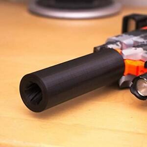 Dart Gun Stryfe Barrel Extension Upgrade Improve Accuracy for NERF