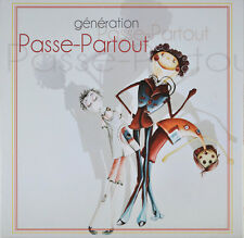 Génération Passe-Partout by Various Artists [Canada/Quebec - Tandem 2009] - MINT