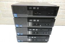Lot of 4 Dell Optiplex 7010 USFF Intel Core I5-3470s 2.90GHz SR0TA NO RAM/HDD