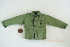 Dragon 1 6 Scale DML Action Figure Ww2 US Army USMC Combat Jacket Uniform DA294