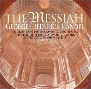 George Frideric Handel: The Messiah (CD, Mar-2002, 2 Discs, Sparrow Records)