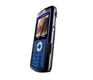 Motorola SLVR L7 in Blue Handy Dummy Attrappe - Requisit, Deko, Werbung, Modell