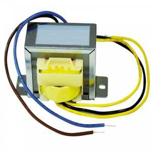 Safety Isolating Transformer 220/240Vac 6 9 12 Vac 100ma - 8A Current