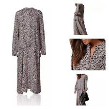 M/&S Print Waisted Mini Dress Sizes UK 8//10//14//22