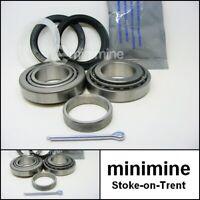 Front Wheel Bearing Kit Pair for AUSTIN ROVER MINI front drums 1960-90 METRO