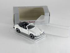 NZG 1:43 Porsche 911 Cabrio 930 weiß neu in OVP
