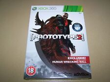 Prototype 2 Limited Radnet Edition Xbox 360 **New & Sealed**