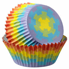 Rainbow ColorCups Standard Baking Cups 36 Ct  from Wilton 2163 NEW