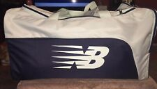 New listing New Balance Training Day Duffel Gym Bag Navy And Mint Green