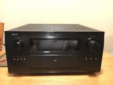 Denon AVP-A1HDCI processor pre-amp w/3D and Audyssey XT32 upgrade + accessories