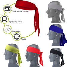 Men Women Sports Headbands Sweatbands Yoga Gym Running Stretch  Yoga Hair Bands