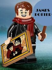 LEGO Harry Potter Series 2 Minifigure HP James Potter Photo Tile #8 SEALED NEW