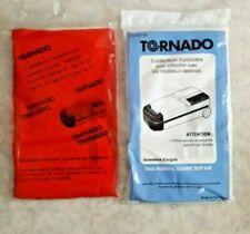 Sacs collecteurs à poussières X 10 Aspirateur traineau TORNADO SUP'Air