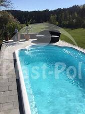 Gfk Schwimmbecken 7,00x3,20x1,50m Swimming Pool Zubehör Einbaubecken HERSTELLER