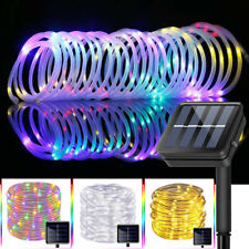 12M 100 LED Party Solar Fairy Lights Chain Christmas Tree Chain Outdoor Garden