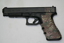 MULTI CAMO CAMOUFLAGE GUN GRIP TAPE, pistol handgun FITS 17 22 31 34 35 37,