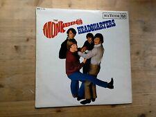 The Monkees Headquarters Very Good Vinyl LP Record Album RD 7886 Mono