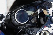 Suzuki Genuine GSXR 600 2011-2012 Meter Cover Carbon Look 99000-99013-K78