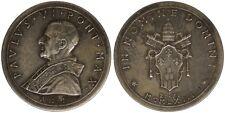 Medaglia Città del Vaticano Paolo VI° Anno I Straordinaria Nomina Pontefice §M91