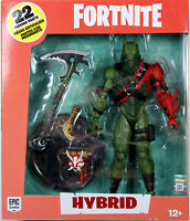 Fortnite ~ HYBRID DELUXE 7-INCH ACTION FIGURE ~ McFarlane Toys