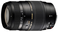 Tamron 70-300mm f4-5.6 Di LD Macro Lens A17: CANON CA2781