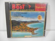 TROPICALIA 2  DE AGOSTINI CD THE BEST MUSIC COLLECTION  USATO 1995