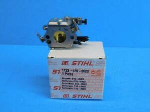 STIHL CHAINSAW MS230 MS250 CARBURETOR ( FOR PRIMER SAWS ) #1123 120 0620
