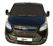 Ford Transit Custom WINDSCREEN COVER FROST ICE SHIELD SNOW DUST PROTECTOR