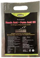 Activated Humic Acid + Fulvic Acid Plant Fertilizer & Bio Enhancer ( 800gm x 2 )