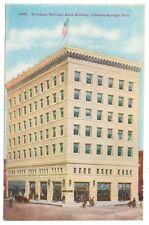 postcard Colorado Springs Colorado CO