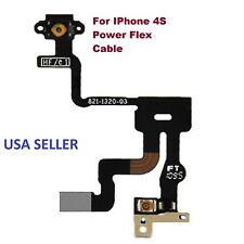 Power Button Proximity Light Sensor Induction Flex Cable for iPhone 4S