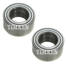 Pair Set 2 Front Timken Wheel Bearings for Mitsubishi Lancer Nissan Sentra FWD