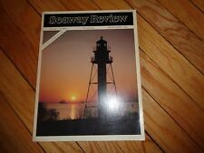 Seaway Review Magazine January-March 1986 Great Lakes Shipping St. Lawrence