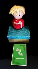 """Mint Cond. VINTAGE 1969 WESTERN UNION DOLLYGRAM DOLLS """"JUST TO SAY""""  R.W. Griggs"""