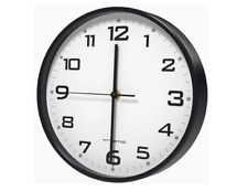 Wall Clock 10 Inch Living Room Non Ticking Decorative Home Modern Big Office New