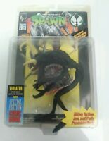 SPAWN - Spawn Violator Poseable Action Figure + Comic Unopened McFarlane 1994