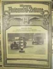 * Allgemeine Automobil - Zeitung Österreich 22 / 1928 - Schwabenberg Rennen *