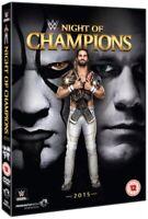Neuf Wwe - Nuit De Champions 2015 DVD