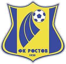 "FC Rostov Russia Football Soccer Car Bumper Sticker Decal 4""X5"""