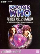 Doctor Who Key to Time SE 98 99 100 1 0883929053667 DVD