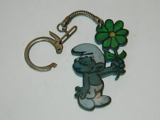 SCHTROUMPF porte clé ancien vintage S.E.P.P. PEYO