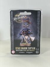 space marine captain with plasma pistol and powerfist web exclusive 2