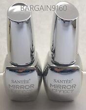 Santee Mirror Effect Nail Polish Full Size 8pcs Set