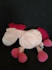 Kuscheltier Plüschtier Sigikid Pferd rosa Pony