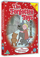 THE FORGOTTEN TOYS COMPLETE COLLECTION R2 DVD 2-DISC 28 EPISODES NEW/SEALED