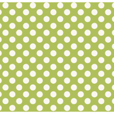 FQ About a boy girl blue cogs spot green Cotton fabric craft shadow white