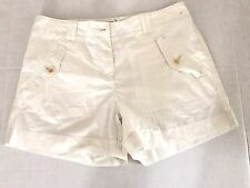 Tommy Hilfiger Shorts size 10 Cotton Mini Booty Jeans Summer Shorts Pants