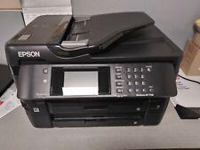 "Epson Workforce WF-7720 All-In-One Printer 19"" X 13"" Wide Format"