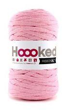Hoooked ribbonxl 120M crochet punto tejer hilado de de algodón-Rosa Dulce