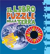 Il libro puzzle della Terra. Libro per bambini con gadget - Cartonato Mondadori